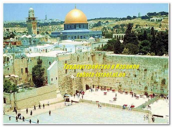 найти работу в Израиле